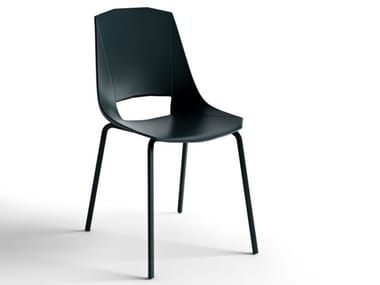 Polypropylene chair EVA 4 art SD044: TEMA