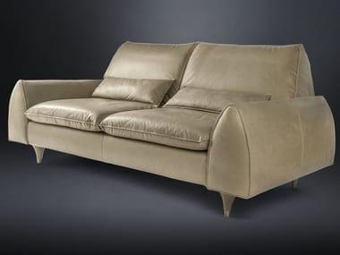 Leather sofa EVE