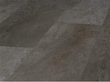 Pavimento in SPC effetto resina EVOLUTION AIR | Pavimento effetto resina