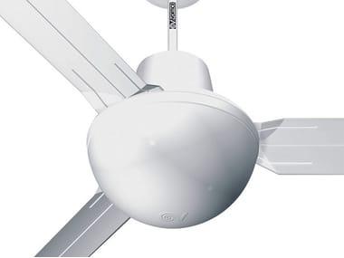 Ceiling fan with integrated lighting EVOLUTION LIGHT KIT ES