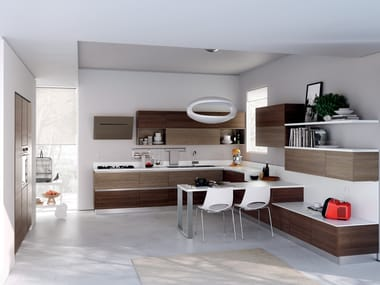Scavolini. Fitted Kitchen EVOLUTION