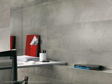 Rivestimento in gres porcellanato effetto cemento EVOLVE | Rivestimento in gres porcellanato