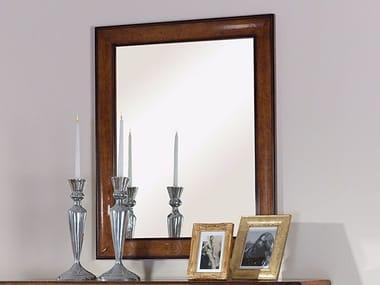 Rectangular framed mirror EXCLUSIVE | Mirror