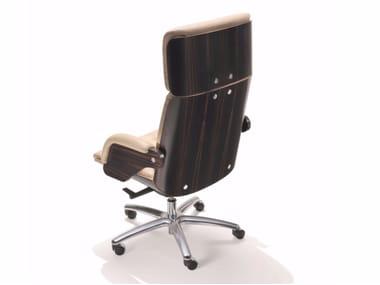 Swivel high-back leather executive chair NESI   Executive chair