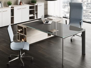 Executive single desk BRAMANTE | Executive desk