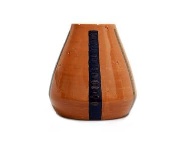 Ceramic vase EYES I