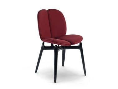 Upholstered fabric chair PULP   Fabric chair
