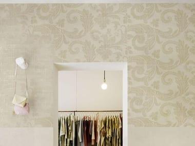 Rivestimento in ceramica effetto tessuto FABRIC | Decoro Tapestry Cotton
