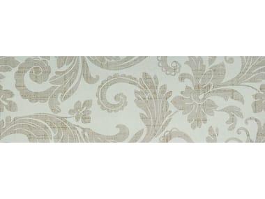 Rivestimento in ceramica effetto tessuto FABRIC | Decoro Tapestry Hemp