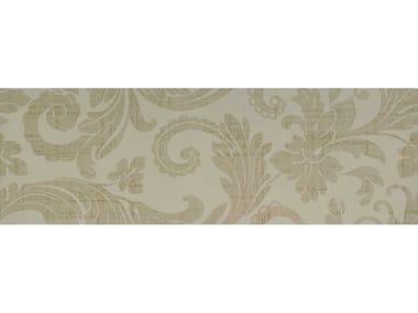 Rivestimento in ceramica effetto tessuto FABRIC | Decoro Tapestry Linen