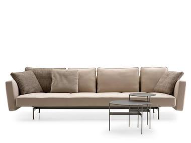 4 seater fabric sofa SAKÉ   Fabric sofa