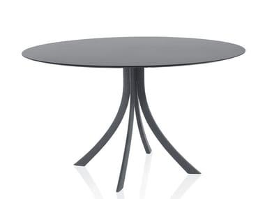 Round garden table FALCATA   Round table