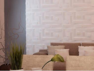 Indoor plaster 3D Wall Panel FALDE