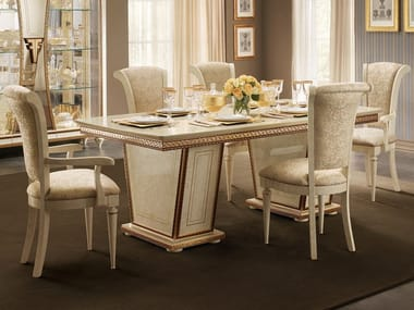 Rectangular living room table FANTASIA | Rectangular table
