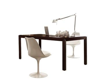 Square ash table FASHION TIME   Ash table