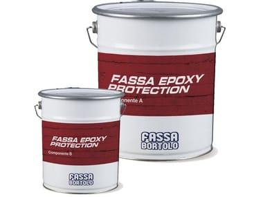 Pittura epossidica FASSA EPOXY PROTECTION