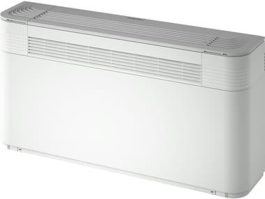 Wall-mounted fan coil unit FCZI