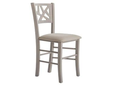 Beech chair FERRARA 481F.i2