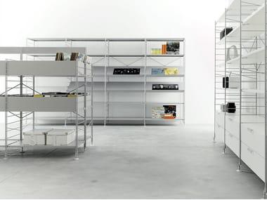Modular shelving unit FESTIVAL