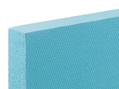 XPS thermal insulation panel FIBRANxps ETICS GF-I