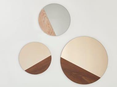 Wall-mounted mirror HORIZON