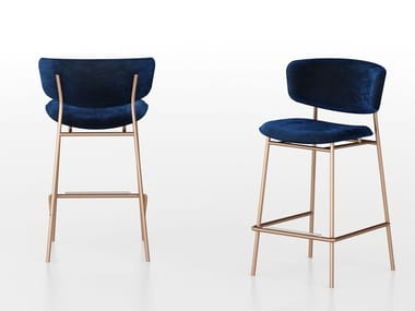 Sgabelli in velluto archiproducts