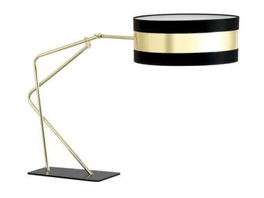 Lampada da tavolo in metallo FILAMENT | Lampada da tavolo
