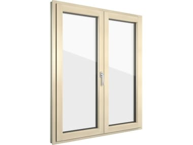 image related FIN-LIGNA SLIM-LINE | Wood-PVC window