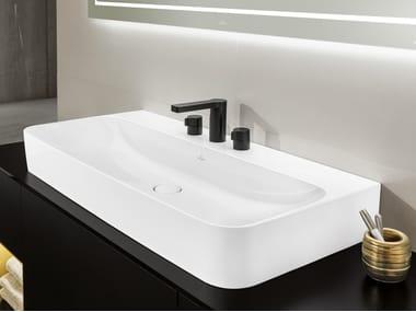 TitanCeram washbasin FINION