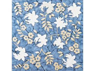 Fiori Grandi.Ceramic Wall Tiles Flooring Fiori Grandi Quisisana 6 Fiori