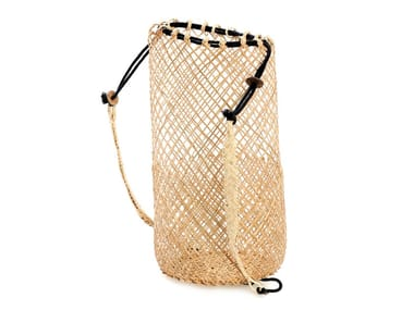 Rattan backpack FISHERMAN