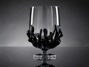Glass wine glass FLAME SMALL | Wine glass