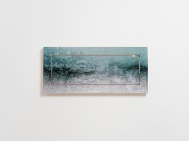 Mensola ribaltabile in compensato FLÄPPS 60x27x1 - SNOWDREAMER