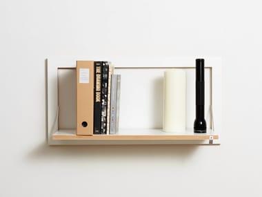 Librería de contrachapado FLÄPPS 80x40x1 - WHITE