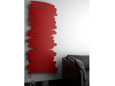 Wall-mounted panel radiator FLASH