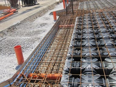 Disposable formwork FLASHFOND