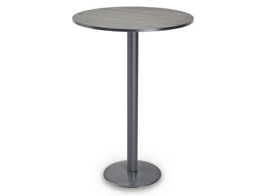 Round high table FLAT HIGH | Round table