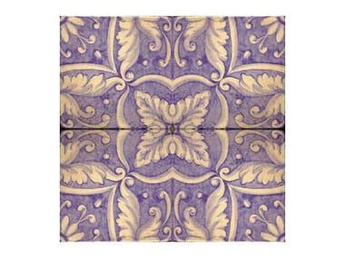 Wall/floor tiles FLEUR VIOLET