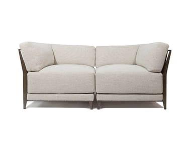 Sectional fabric sofa FLEURUS | Sofa