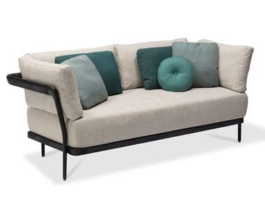 2-er Sofa aus Stoff FLEX   2-er Sofa