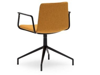 Swivel chair with armrests FLEX CHAIR SO1305