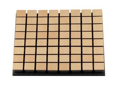 MDF decorative acoustical panel FLEXI WOOD A50