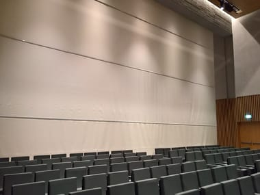 Roman blind FLEXIWALL CONFERENCE