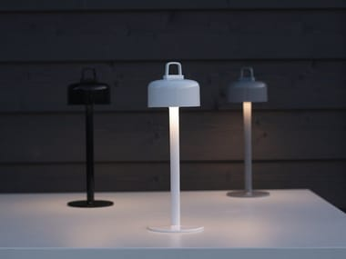 LED ABS Outdoor table lamp LUCIOLE | Outdoor table lamp
