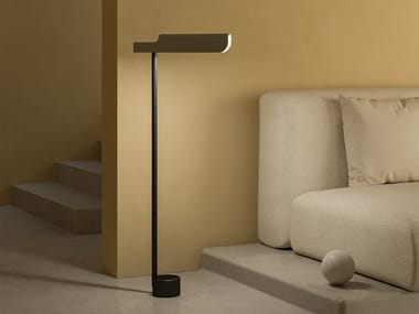 LED adjustable floor lamp with dimmer PROFILE | Floor lamp