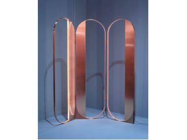 LED copper floor lamp TIP   Floor lamp