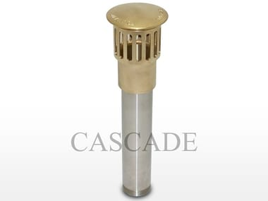 Accessory for fountain Floor overflow pipe