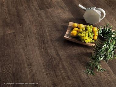 Pavimento/rivestimento in gres porcellanato a tutta massa effetto legno ARBOR   Pavimento