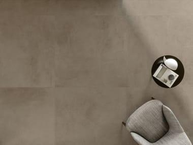 Porcelain stoneware flooring with resin effect PRISM | Flooring