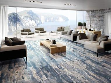 Pavimento/rivestimento effetto marmo CASTLE PRAGUE